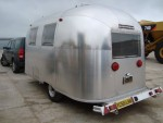 Another gorgeous Airstream being transported to its delighted customer. - click to enlarge
